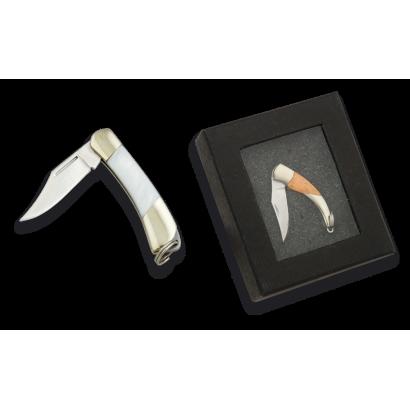 Navaja miniatura DIJE Albainox. H:2.8 cm