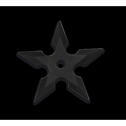 Estrella ninja entrenamiento