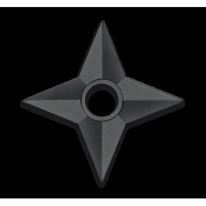 Estrella ninja entrenamiento. Total:12.4