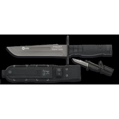 cuchillo bayoneta TYRANT K25 17.7 cm