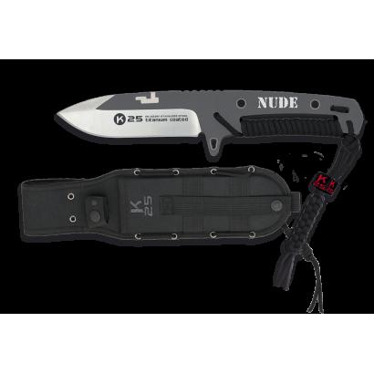 Cuchillo K25 Encordado.NUDE. 23.5cm