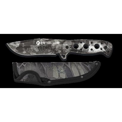 Cuchillo K25 PHYTON. Hoja: 13.7 cm