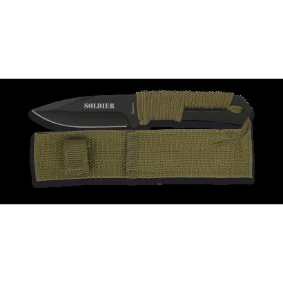 Cuchillo Albainox. SOLDIER. Hoja:9.5 cm