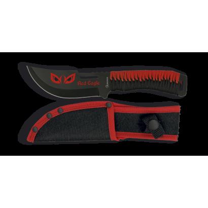 Cuchillo Albainox. RED EAGLE. Hoja: 10.7