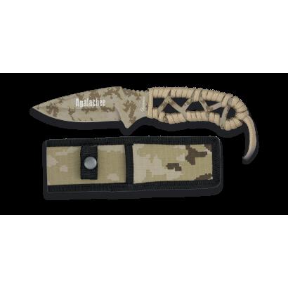 Cuchillo  ALBAINOX APALACHEE. Hoja: 8.3