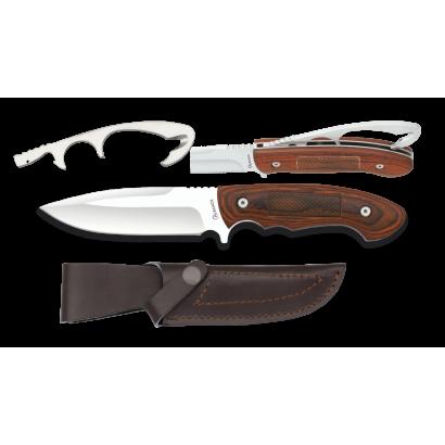 cuchillo caza Albainox. hoja: 12 cm
