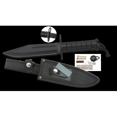 Cuchillo supervivencia Albainox.