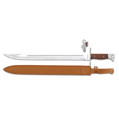 cuchillo bayoneta Albainox hoja 39.5 cm