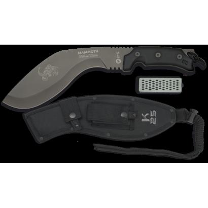 machete K25 Mammoth. Hoja: 23 cm