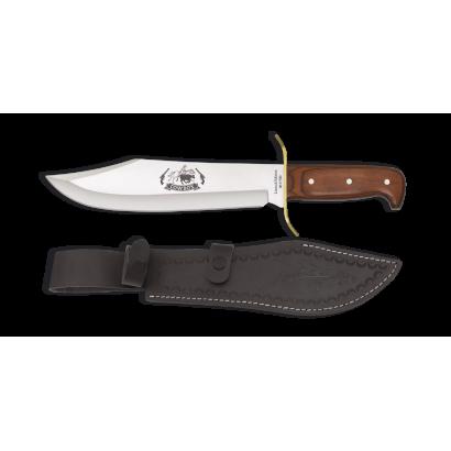 Cuchillo Albainox Cowboy. madera. 25.1