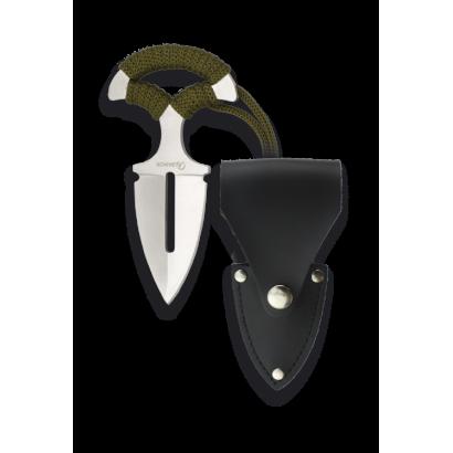 Cuchillo Táctico Albainox . Hoja: 6 cm
