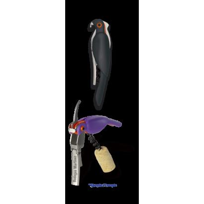 Sacacorchos Pajaro Negro
