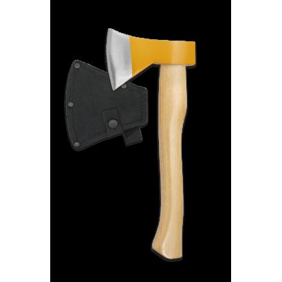 Hacha mango madera 37 cm
