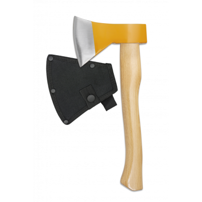 Hacha mango madera 38.5 cm