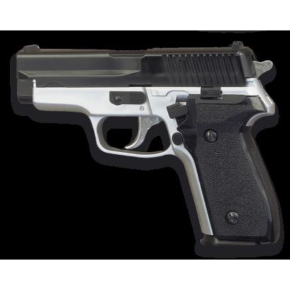 Pistola AIRSOFT. Pesada. Mixta. HFC