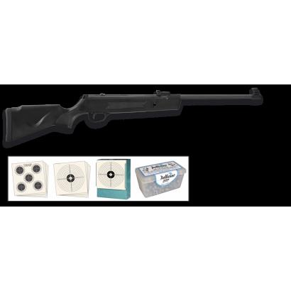 Kit carabina aire compr. JUNIOR Cal 5.5