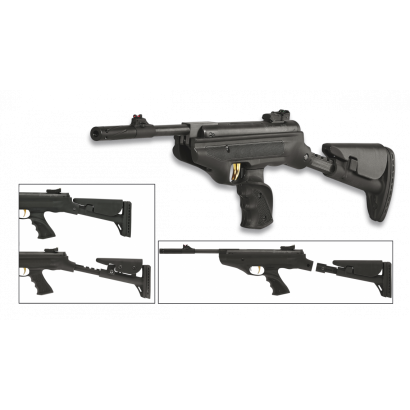Pistola Aire Comp. 25 Supertact . 5.5