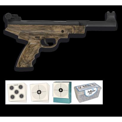 Kit Pistola Aire Comp. Mod. 25  Cal. 4.5