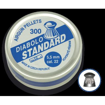 Balines DIABOLO STANDARD Cal. 5.5 (300)
