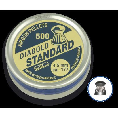 Balines DIABOLO STANDARD 4.5 (500)