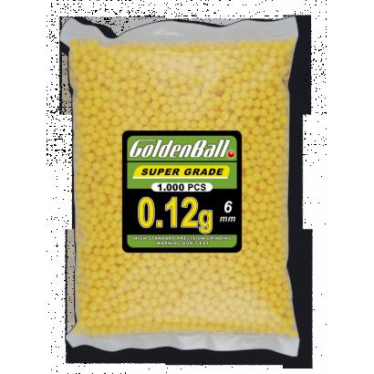 Bolsa GOLDENBALL 1000 bolas 0.12 g