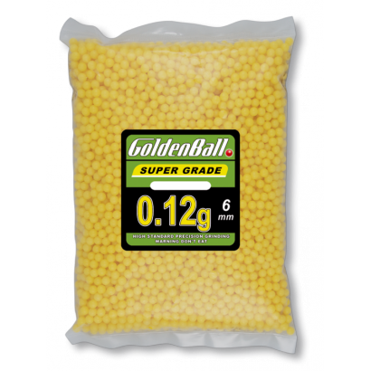 Bolsa GOLDENBALL 5000 bolas 0.12 g