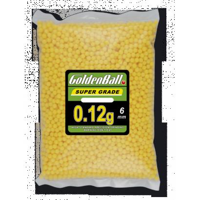 Bolsa GOLDENBALL 1k bolas 0.12 g (8.333)