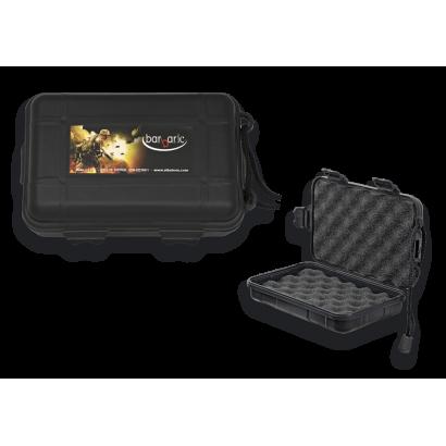 Caja ABS Negra (18.7x11x6.9 cm)