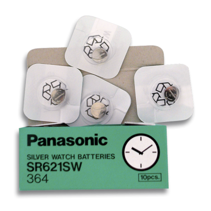 PANASONIC (G1-LR621-364-SR621-164)
