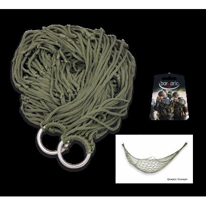 Hamaca Cuerda verde 220 cm