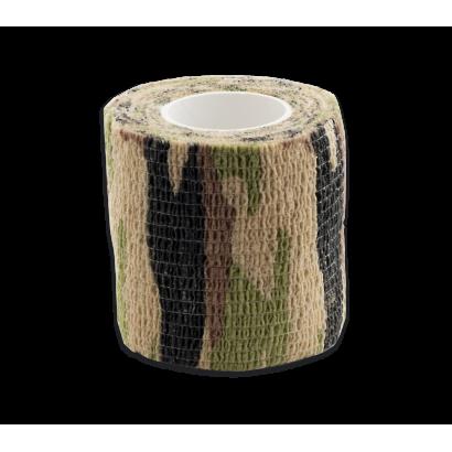 cinta camuflaje (4.5m x 5 cm)
