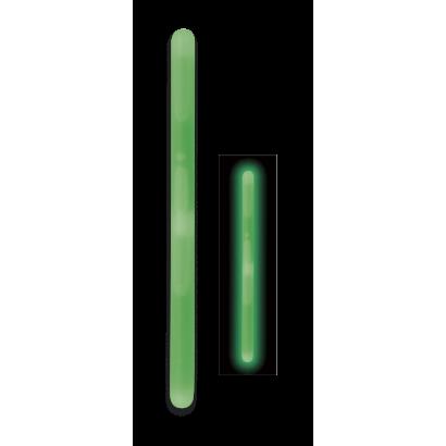 Luz quimica 25 cm. Color: verde
