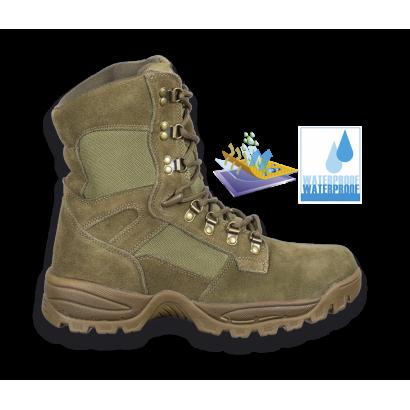 Bota BARBARIC FORCE. Waterproof. 46