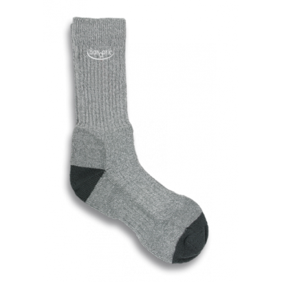 calcetin Barbaric grueso gris