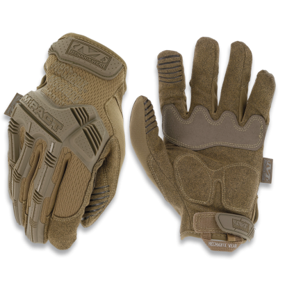 Guante MECHANIX M-PACT. Coyote.T-S