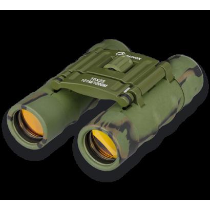 Binocular ALBAINOX 10x25.CAMO.L.RUBI