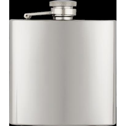 Petaca inox. Capacidad: 6 OZ  ALBAINOX