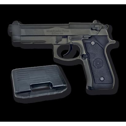 Pistola.Blow Back.Maletin.Full Metal.HFC