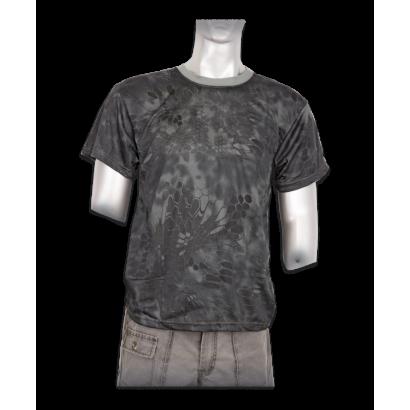 Camiseta Barbaric Black Phyton XL