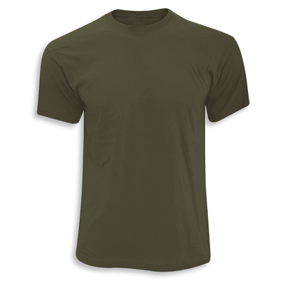 Camiseta Basica Barbaric Verde Militar
