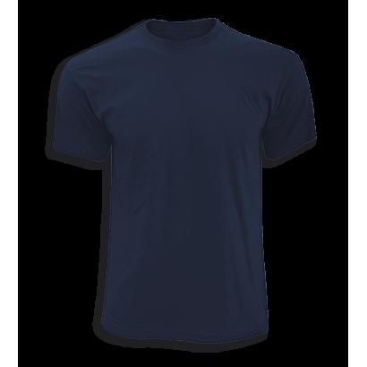 Camiseta Basica Barbaric Azul Marino