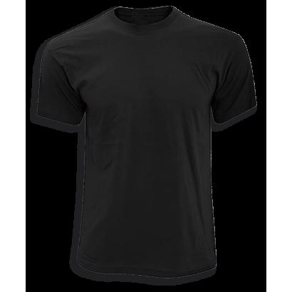 Camiseta Basica Barbaric Negro