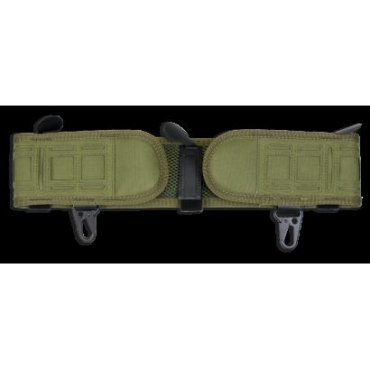 Cinturón para accesorios Barbaric verde