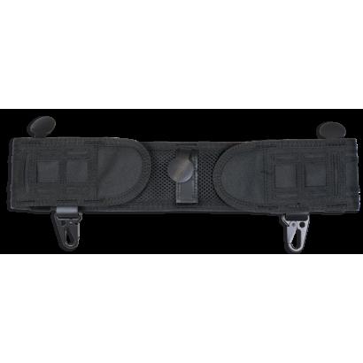 Cinturón para accesorios Barbaric Negro
