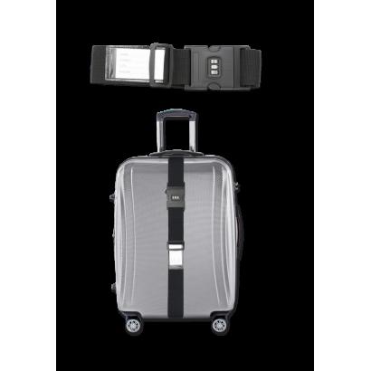 Correa equipaje con candado