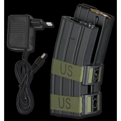 cargador electrico activacion sonido par