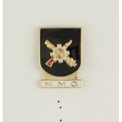 Distintivo Especialidad MMQ