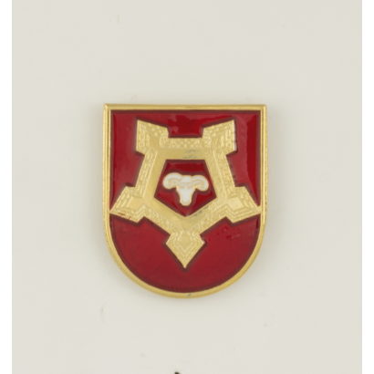 Distintivo Fortificacion y Poliorcetica