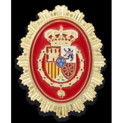 Chapa cartera GUARDIA REAL S.M. Felipe