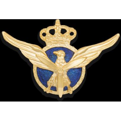 Distintivo Piloto Aviacion Civil Oficial